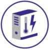 climatizacion y energia para datacenter