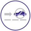 Deteccion de vehiculos en sentido contrario